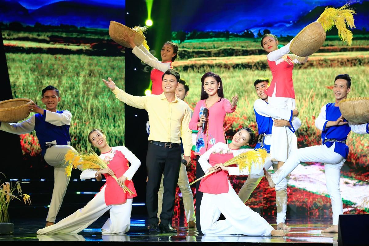 Cặp đôi vàng: Cẩm Ly dành lời khen cho giọng hát Nam Em - Ảnh 9.