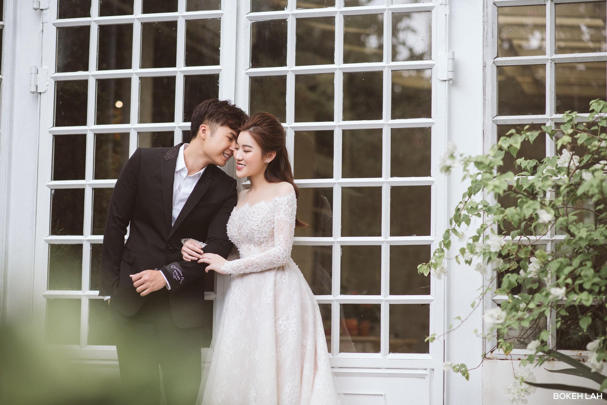 Một gương mặt đình đám của hội con nhà giàu Việt vừa hé lộ ảnh cưới đẹp như mơ ở Thái Lan - Ảnh 5.