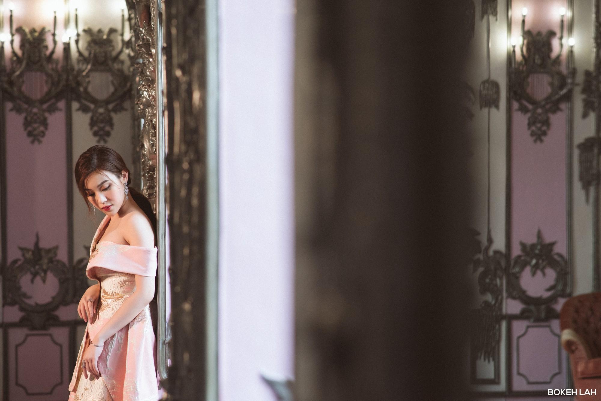 Một gương mặt đình đám của hội con nhà giàu Việt vừa hé lộ ảnh cưới đẹp như mơ ở Thái Lan - Ảnh 2.