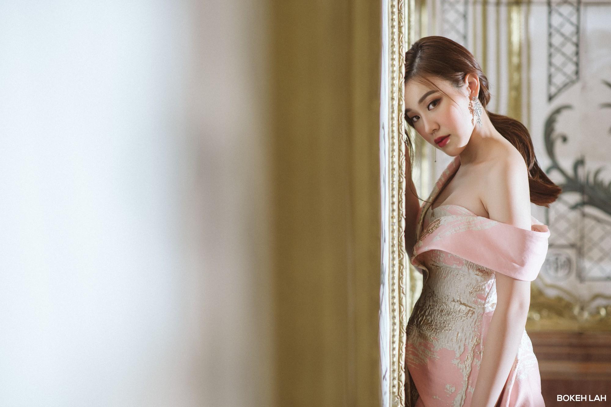 Một gương mặt đình đám của hội con nhà giàu Việt vừa hé lộ ảnh cưới đẹp như mơ ở Thái Lan - Ảnh 3.