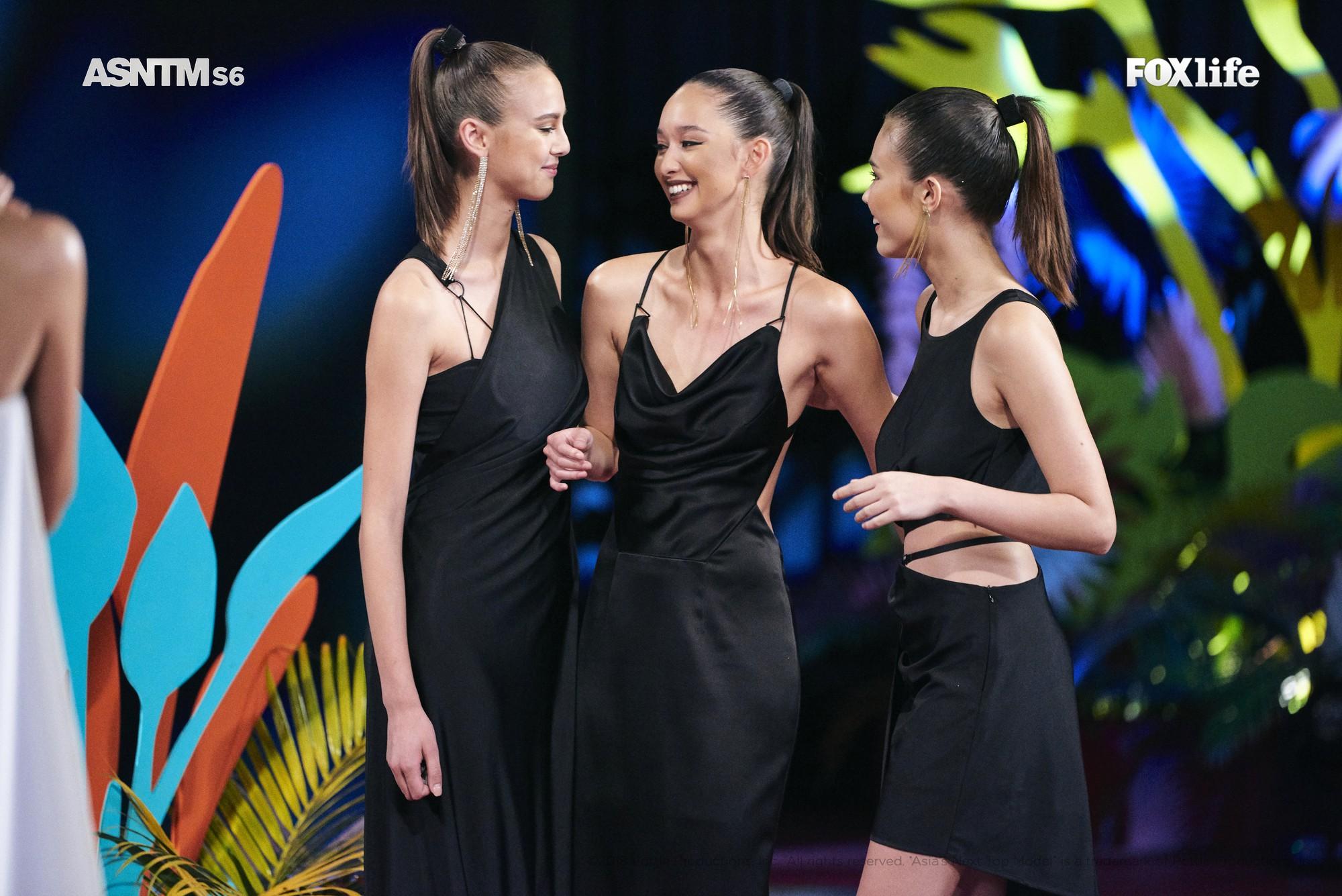 Bất ngờ chưa? 2 cựu Á quân Next Top Model lại bị lính mới đánh bại tại phiên bản châu Á! - Ảnh 2.