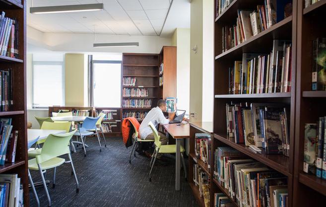 Khám phá trường nội trú đắt giá nhất New York, học phí cao hơn cả Harvard, học sinh được ở chung cư cao cấp - Ảnh 24.