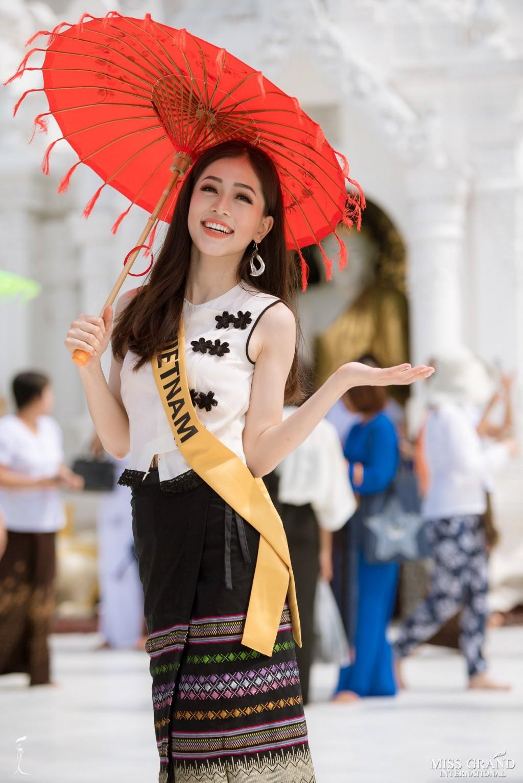 Miss Grand International tung bảng xếp hạng quan trọng trước giờ G chung kết, Phương Nga giữ vị trí cao - Ảnh 5.