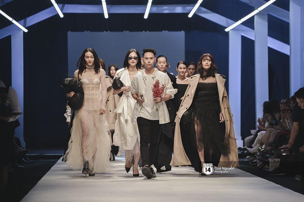Võ Hoàng Yến mở màn xuất sắc, Lan Khuê làm vedette trong show Lâm Gia Khang - Ảnh 6.