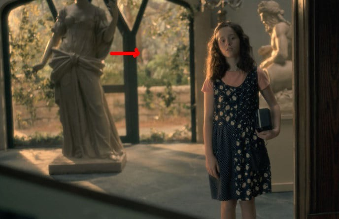 Căng cả mắt để đếm ma trong phim siêu kinh dị The Haunting of Hill House - Ảnh 5.