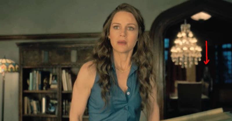 Căng cả mắt để đếm ma trong phim siêu kinh dị The Haunting of Hill House - Ảnh 12.