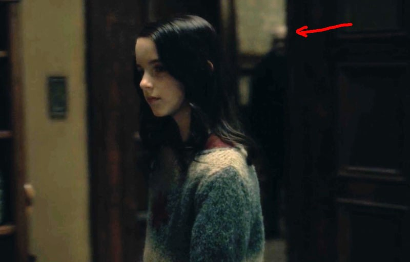 Căng cả mắt để đếm ma trong phim siêu kinh dị The Haunting of Hill House - Ảnh 13.