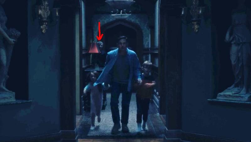 Căng cả mắt để đếm ma trong phim siêu kinh dị The Haunting of Hill House - Ảnh 15.