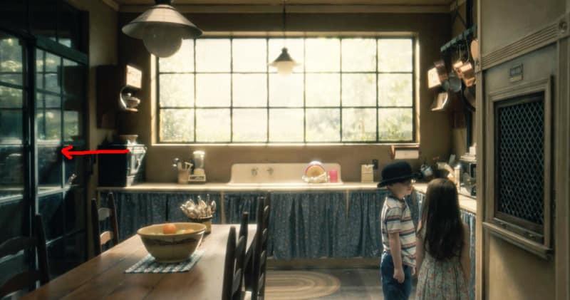 Căng cả mắt để đếm ma trong phim siêu kinh dị The Haunting of Hill House - Ảnh 18.