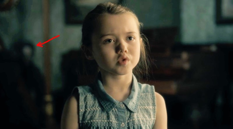 Căng cả mắt để đếm ma trong phim siêu kinh dị The Haunting of Hill House - Ảnh 20.