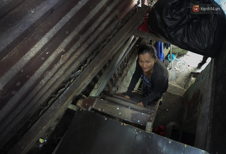 Chùm ảnh: Khu ổ chuột của hơn 15.000 người sống