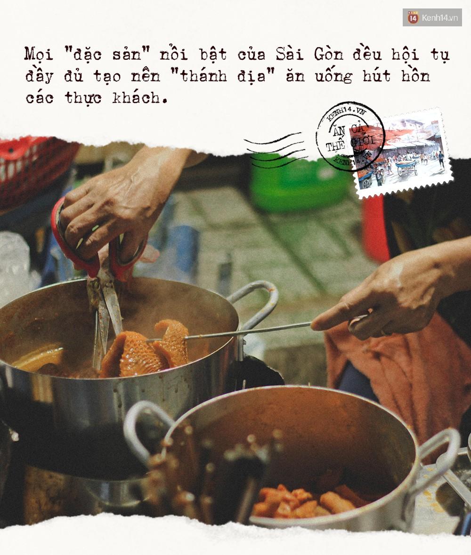 Lang thang khu chợ chiều nhộn nhịp giữa lòng Sài Gòn với hàng loạt món ngon chỉ từ 5k - Ảnh 4.