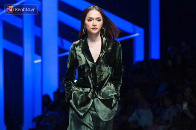 Hương Giang làm vedette show, đặt một cái kết hoàn hảo cho VIFW 2018 - Ảnh 2.