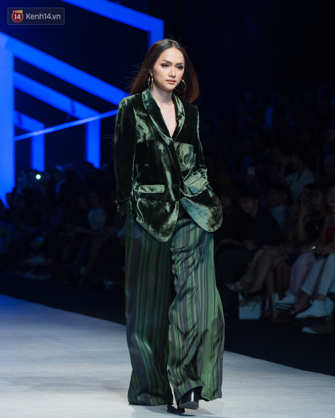 Hương Giang làm vedette show, đặt một cái kết hoàn hảo cho VIFW 2018 - Ảnh 4.