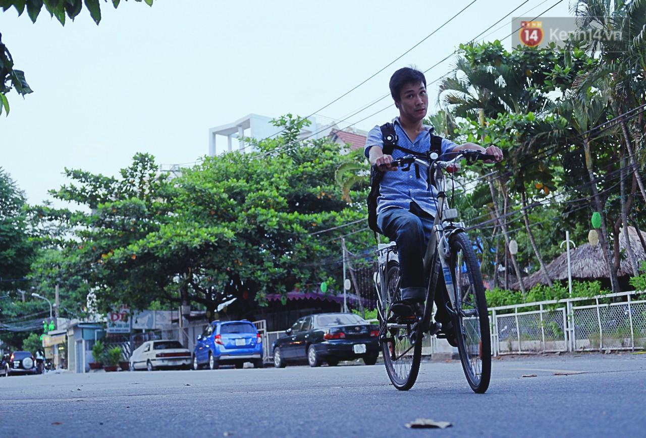 Chàng nhiếp ảnh bại não ở Sài Gòn từng bị trường cấp 2 từ chối: Nhiều người hỏi mình đi học làm gì, lớn lên ai mà mướn? - Ảnh 6.