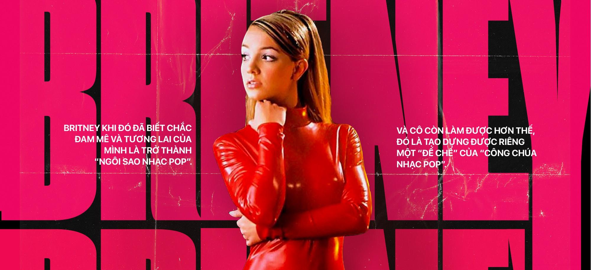 Britney Spears: Nàng công chúa vĩ đại nhất của nhạc pop, 20 năm trước bây giờ vẫn vậy - Ảnh 11.