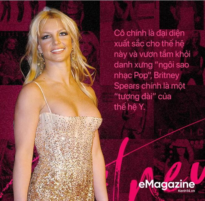 Britney Spears: Nàng công chúa vĩ đại nhất của nhạc pop, 20 năm trước bây giờ vẫn vậy - Ảnh 14.