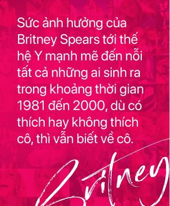 Britney Spears: Nàng công chúa vĩ đại nhất của nhạc pop, 20 năm trước bây giờ vẫn vậy - Ảnh 9.