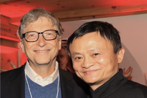 Jack Ma từng ghét Bill Gates: Không thể giàu như Gates nhưng làm tốt hơn Gates 1 việc - Ảnh 1.