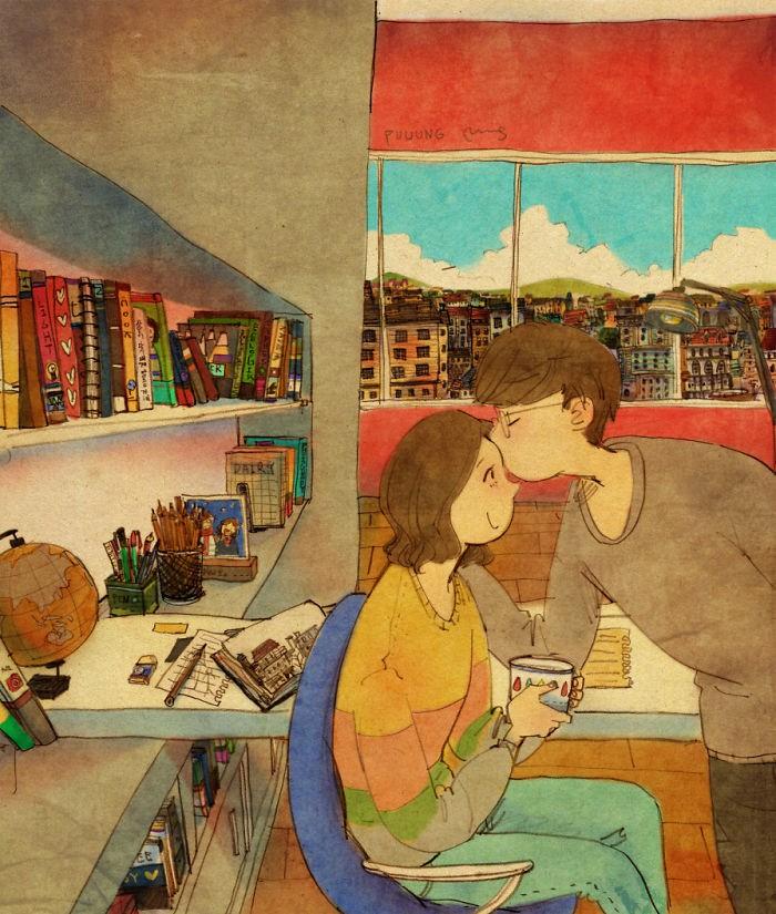 Tình đầu là tình thơ ngây nhất, nhưng cuộc tình của hai kẻ từng tan vỡ là cuộc tình cao thượng nhất - Ảnh 2.