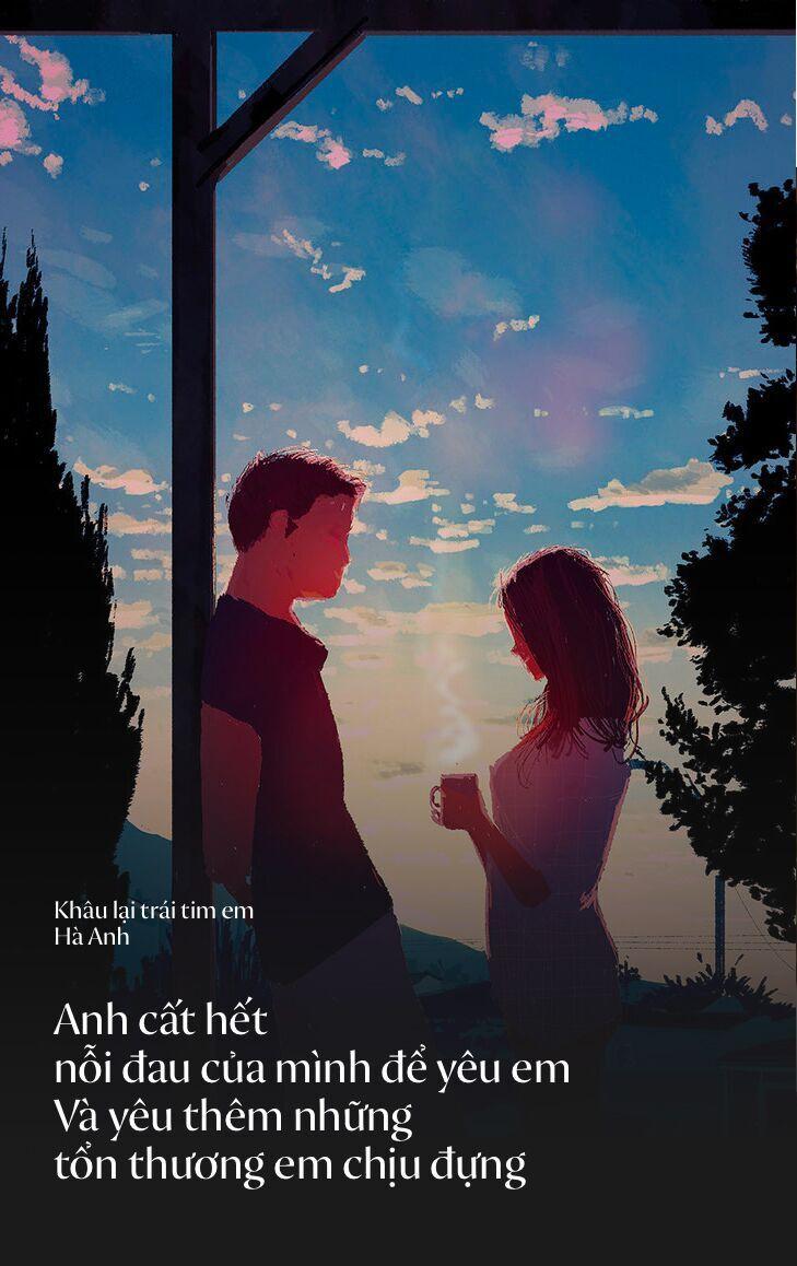 Tình đầu là tình thơ ngây nhất, nhưng cuộc tình của hai kẻ từng tan vỡ là cuộc tình cao thượng nhất - Ảnh 1.