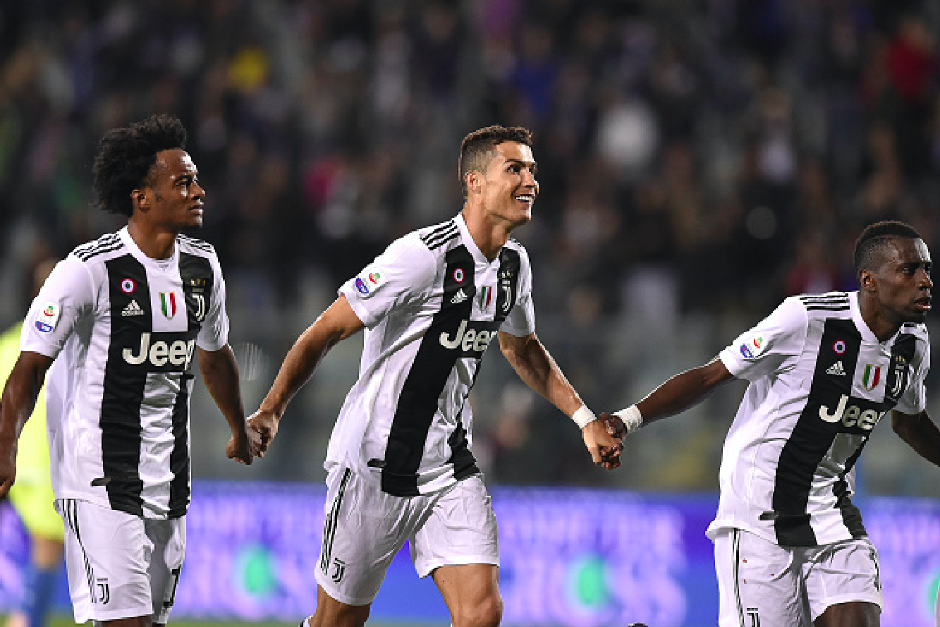 Đẳng cấp siêu sao lên tiếng: Tuyệt phẩm sút xa của Ronaldo giúp Juventus thắng ngược hú vía - Ảnh 7.