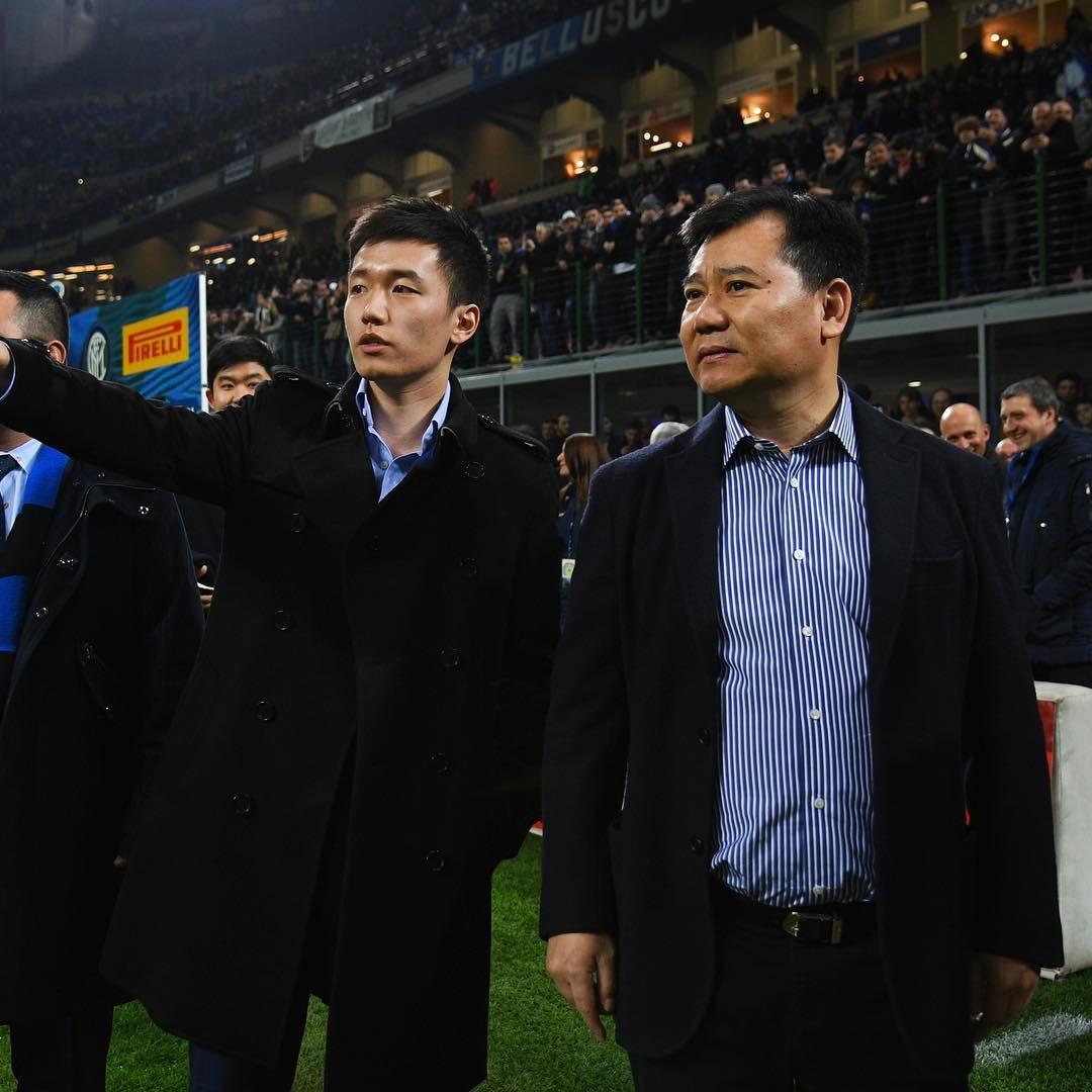 Chân dung tân chủ tịch Inter Milan: 27 tuổi, con trai tỷ phú Trung Quốc, đẹp như tài tử - Ảnh 12.