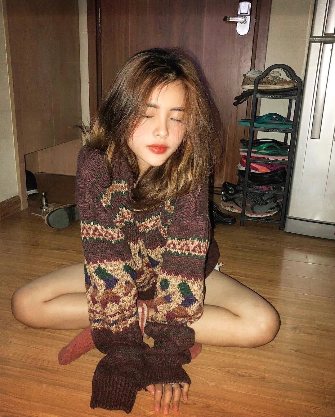 Nữ sinh Sài Gòn sinh năm 2000 thường xuyên được bắt chuyện bằng tiếng Anh vì quá giống Tây - Ảnh 10.