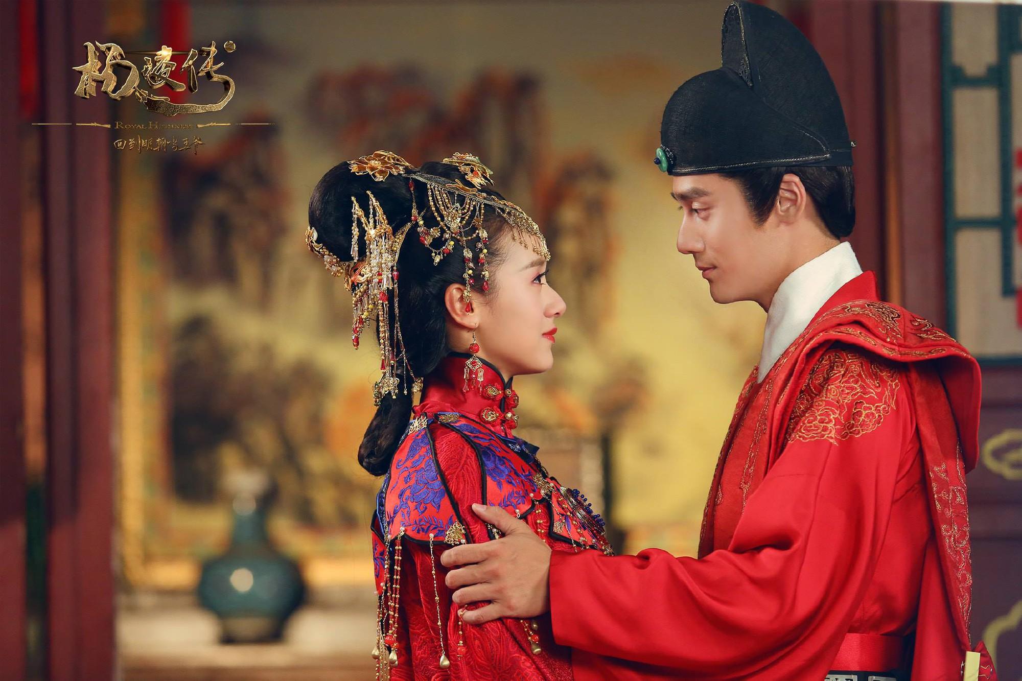 Có tận 3 phim cổ trang xuyên không Trung Quốc lên sóng tuần này! - Ảnh 10.