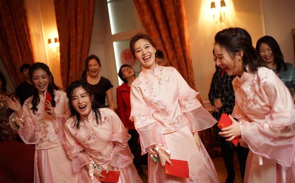 Đám cưới Đường Yên - La Tấn: Cô dâu xúc động ngỏ lời: Anh chính là người mà em tìm kiếm - Ảnh 22.
