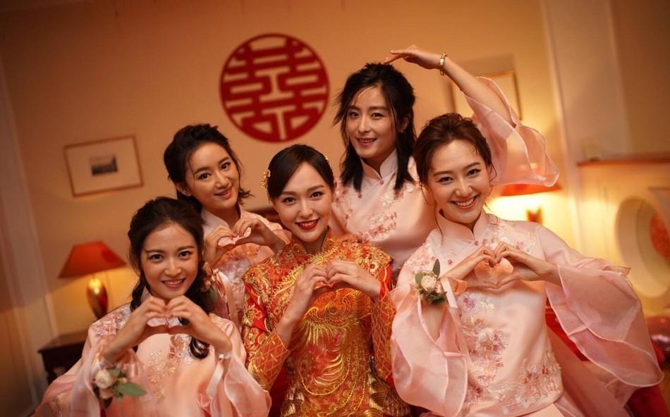 Đám cưới Đường Yên - La Tấn: Cô dâu xúc động ngỏ lời: Anh chính là người mà em tìm kiếm - Ảnh 20.