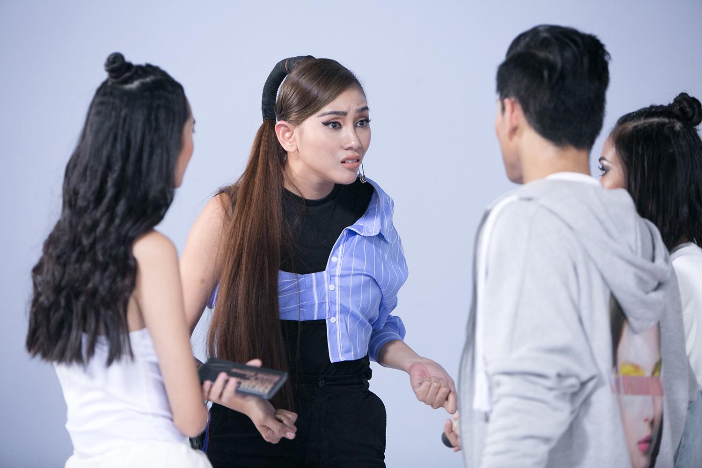 Tuyết Như (team Võ Hoàng Yến) lên tiếng về mâu thuẫn với Ban giám khảo và việc tố đồng đội 2 mặt - Ảnh 5.