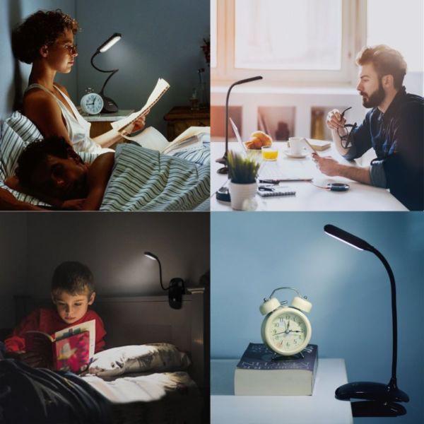 Loạt đèn đọc sách nhỏ mà có võ giúp hội mọt cày truyện thâu đêm suốt sáng - Ảnh 4.