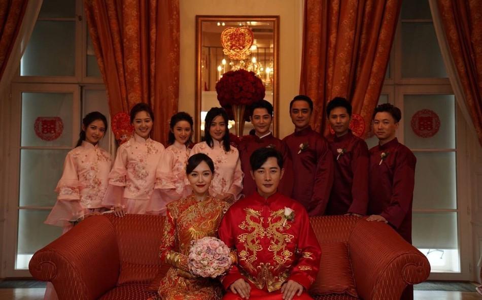 Đám cưới Đường Yên - La Tấn: Cô dâu xúc động ngỏ lời: Anh chính là người mà em tìm kiếm - Ảnh 21.