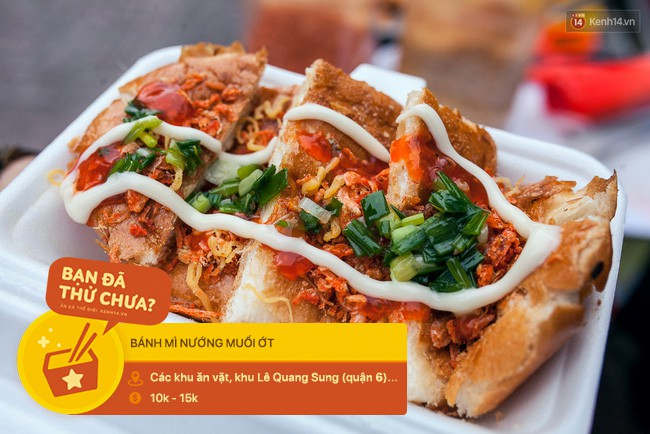 Không chỉ là một loại đồ chấm, muối ớt còn khiến người ta hít hà với hàng loạt món ăn đặc sắc ở Sài Gòn - Ảnh 10.