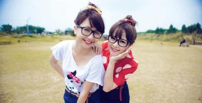 6 năm trước, Quỳnh Anh Shyn và Chi Pu từng giống nhau như chị em sinh đôi - Ảnh 4.