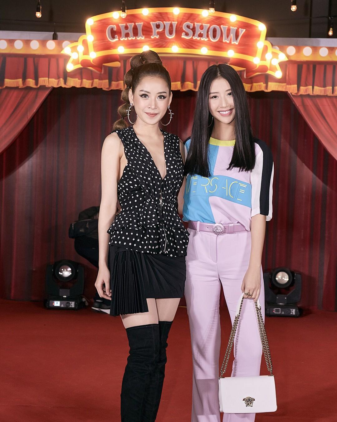 6 năm trước, Quỳnh Anh Shyn và Chi Pu từng giống nhau như chị em sinh đôi - Ảnh 7.
