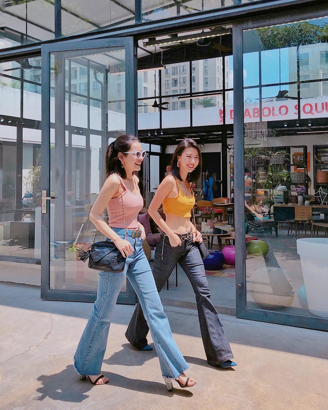 6 năm trước, Quỳnh Anh Shyn và Chi Pu từng giống nhau như chị em sinh đôi - Ảnh 6.