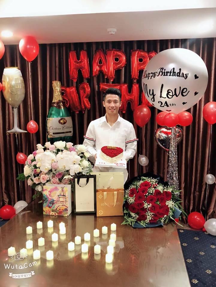 Bùi Tiến Dũng chính thức thừa nhận đã có bạn gái vào sinh nhật 23 tuổi - Ảnh 3.