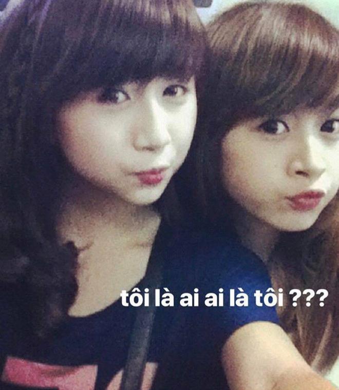 6 năm trước, Quỳnh Anh Shyn và Chi Pu từng giống nhau như chị em sinh đôi - Ảnh 2.