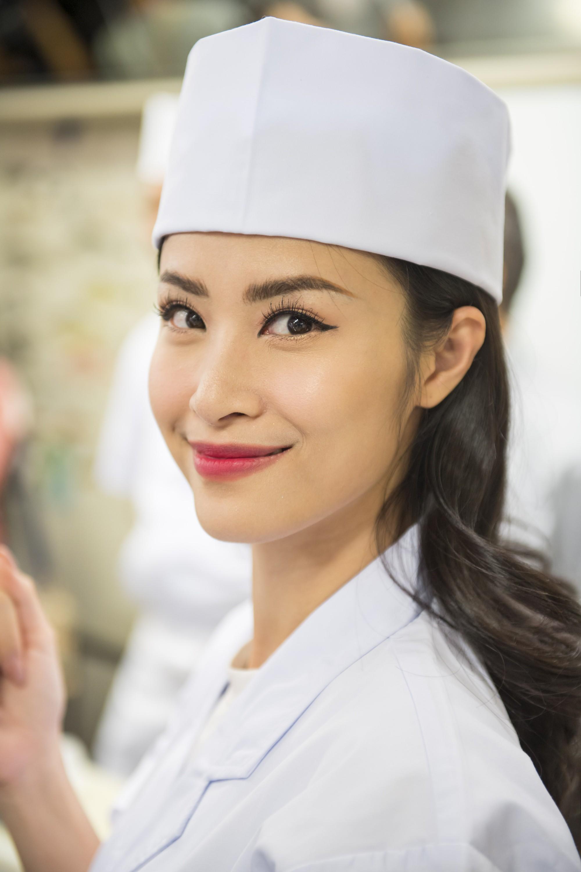 Đông Nhi hào hứng học làm sushi, cùng nghệ sĩ các nước ASEAN khám phá Nhật Bản - Ảnh 6.