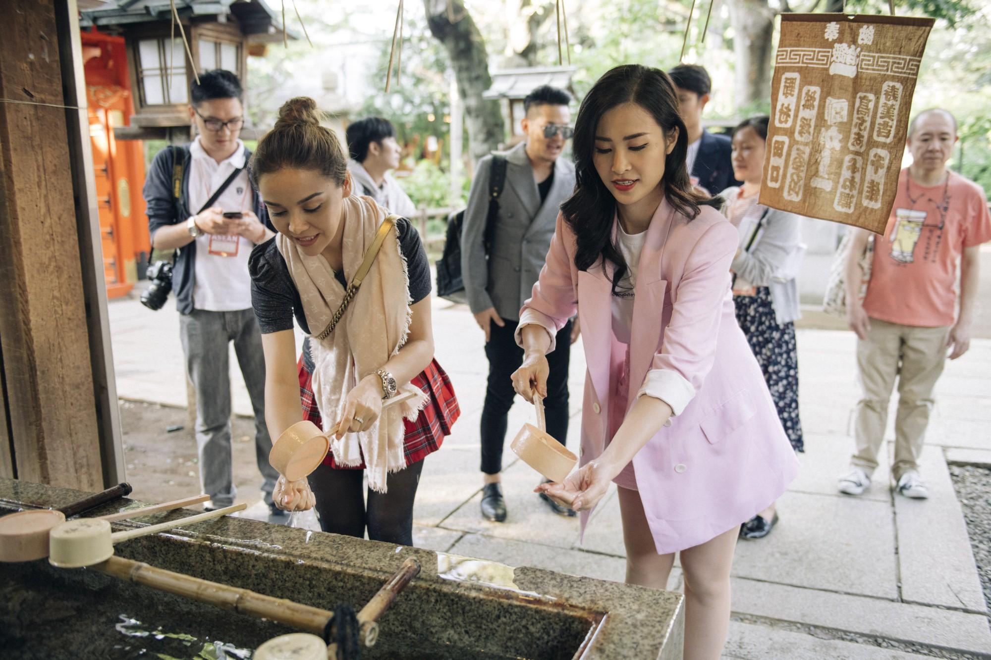 Đông Nhi hào hứng học làm sushi, cùng nghệ sĩ các nước ASEAN khám phá Nhật Bản - Ảnh 20.