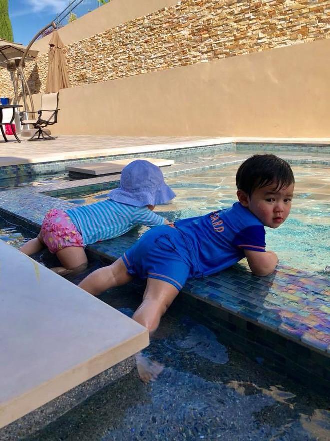 """Cuộc sống """"sang chảnh"""" của các nhóc tì sao Việt: Sống trong biệt thự triệu đô, được tặng xe hơi mừng sinh nhật - Ảnh 3."""