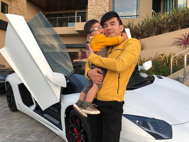 """Cuộc sống """"sang chảnh"""" của các nhóc tì sao Việt: Sống trong biệt thự triệu đô, được tặng xe hơi mừng sinh nhật - Ảnh 5."""