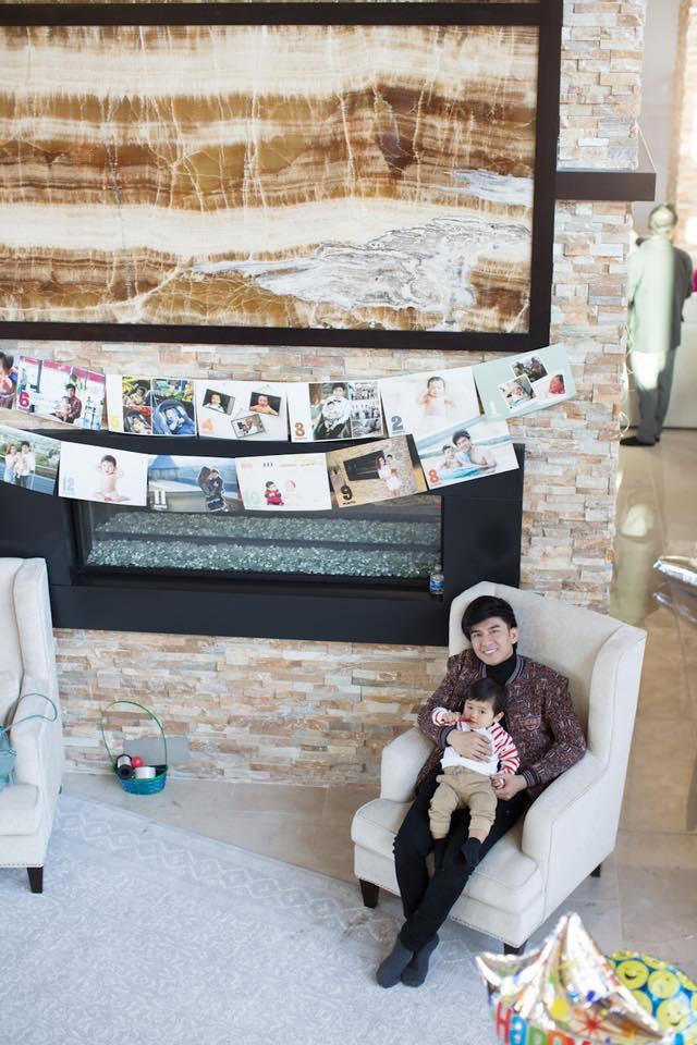 """Cuộc sống """"sang chảnh"""" của các nhóc tì sao Việt: Sống trong biệt thự triệu đô, được tặng xe hơi mừng sinh nhật - Ảnh 6."""