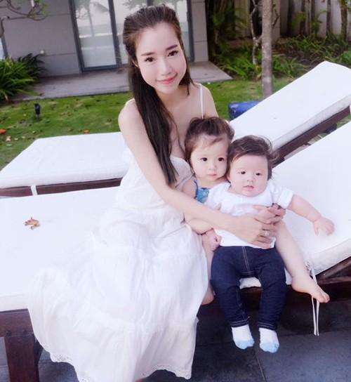 """Cuộc sống """"sang chảnh"""" của các nhóc tì sao Việt: Sống trong biệt thự triệu đô, được tặng xe hơi mừng sinh nhật - Ảnh 19."""