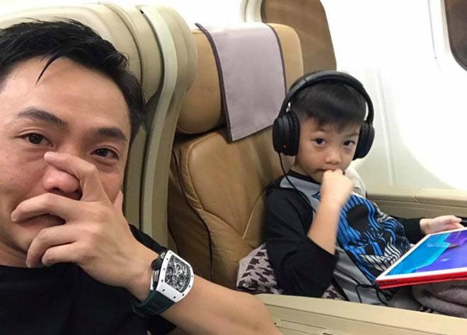 """Cuộc sống """"sang chảnh"""" của các nhóc tì sao Việt: Sống trong biệt thự triệu đô, được tặng xe hơi mừng sinh nhật - Ảnh 12."""