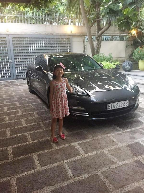 """Cuộc sống """"sang chảnh"""" của các nhóc tì sao Việt: Sống trong biệt thự triệu đô, được tặng xe hơi mừng sinh nhật - Ảnh 9."""