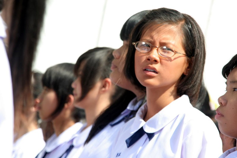 Sao nhí đình đám Thái Lan ngày ấy bây giờ: Đồng loạt lột xác thành nam thần nữ thần, nhưng số phận quá khác nhau - Ảnh 4.