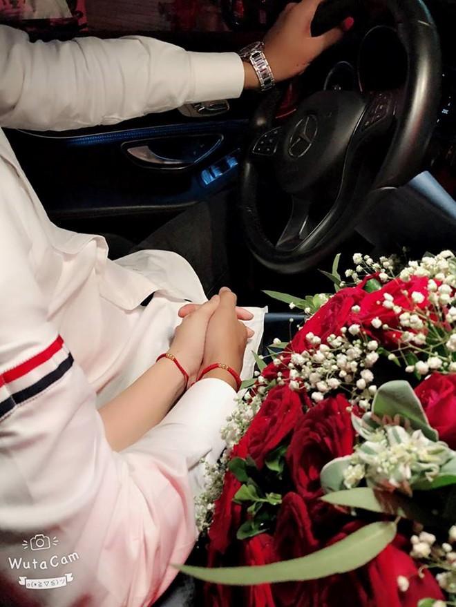 Bùi Tiến Dũng chính thức thừa nhận đã có bạn gái vào sinh nhật 23 tuổi - Ảnh 4.